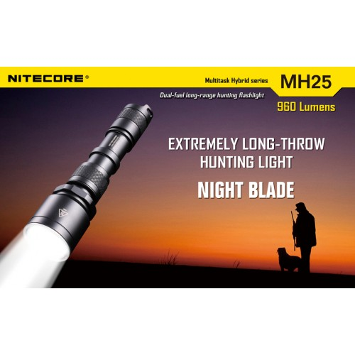 Linterna MH25