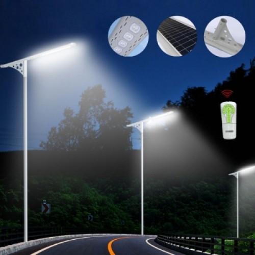 Luminaria Solar Poste 4200 Lúmenes