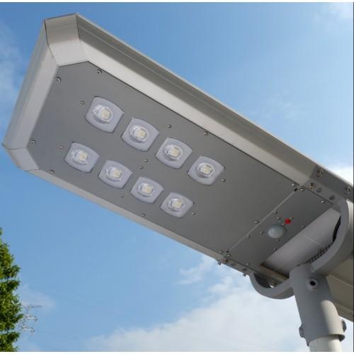 Luminaria Solar LED 60W 160 Lm/W