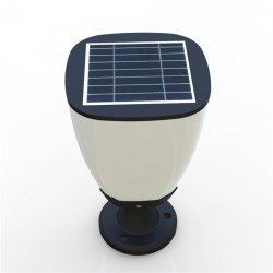 Luminaria Solar Patio sin base