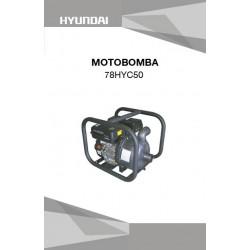 Motobomba 78HYC50