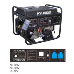 Generador Hyundai 5,5 Kva