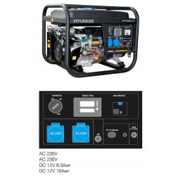 Generador Hyundai 7,5 Kva